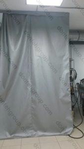 защитные сварочные шторы