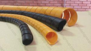 пластиковая спираль защитная