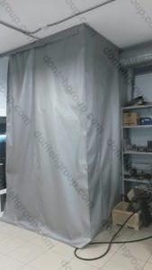 Сварочная штора защитная ДТГ