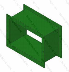 Компенсатор прямоугольный