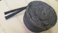 термостойкий рукав защитный кабеля