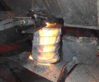 защита струи металла