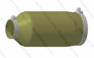 защита гидроцилиндра защита штока 5